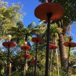 Sculptures in the sculpture garden