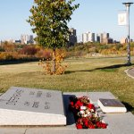 Grave Site of John G. and Olive Diefenbaker