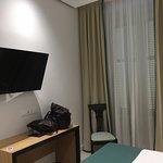 Upgraded room - 2 twin beds - facing Puerto del Sol
