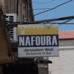 Nafoura sign