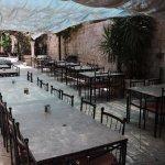 Nafoura - outdoor seating