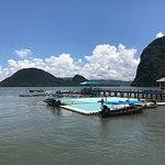 Photo of Koh Panyi (Floating Muslim Village)