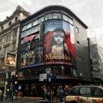 Photo of Les Miserables London