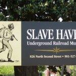 Photo de Slave Haven / Burkle Estate Museum