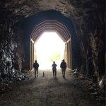 Myra Canyon Park Foto
