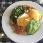 California Benedict at the Kettle