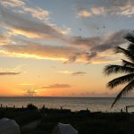 Sunset at Windsong Turks Caicos