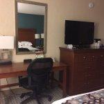 Convenient location - interior and room.