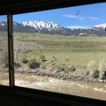 Yellowstone River - Room with a view