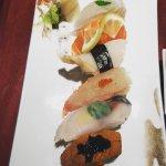 Foto de Samurai Sushi Bar and Restaurant