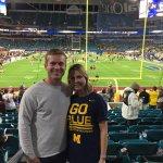 Michigan VS FSU Orange Bowl 2016