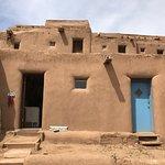 Inhabited house