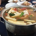 The Tom Yam Soup