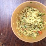 The delicious Veg Maggi