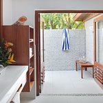 Indoor Outdoor Bathrooms