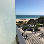 Lovely views from Hotel Da Rocha