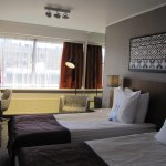 Foto de Radisson Blu Hotel Olumpia