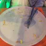 Clean plates all around from our party