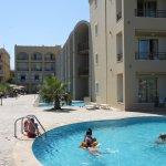 Foto de Golden Sand Hotel