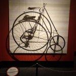 cycle exhibit