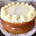 Lemon & Lime Cake
