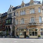Hotel Gravensteen Foto