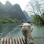 Photo of Bamboo Rafting
