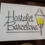Photo de Hostalet Barcelona