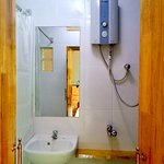 Ensuite with Hot Shower