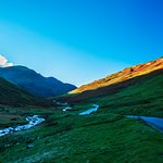 Honister Pass towards Buttermere