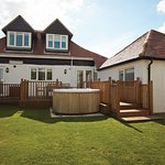 Cottage Accommodation with hot tubs available.