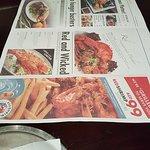 صورة فوتوغرافية لـ Red Shrimps