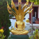 Wat Mai Suwannaphumaham Foto