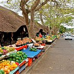 Enjoy these lip - smacking fruit just around the corner from iGwalagwala guesthouse...