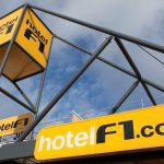 hotelF1 Aulnay Garonor A1 Foto