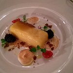 Lemon & Passion Fruit Delice