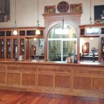 Secondary tasting room