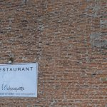 The restaurant, L'Echauguette