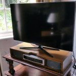 TV and Bose A/V system
