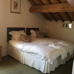 Room 1 - Super King Size Bed - Double Room