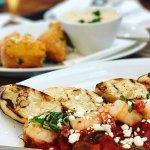 Famous Sourdough Bites and Shrimp Appetizers