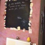 Mur salle à manger