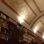 La biblioteca dell'Abbazia di Farfa