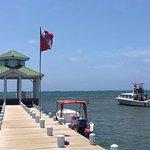 Their pier