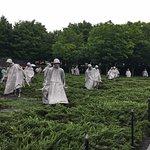 Korean War Memorial - one of my favorites.