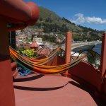 Private balcony for El Cielo
