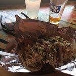 Best Buffalo Shrimp Tacos Ever!!!