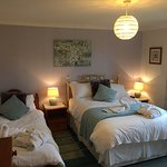 Just a stroll around beautiful Cheddar, must see. Rooms with a view of the top of the gorge. Ask