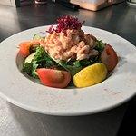 Prawn and Marie Rose Salad