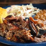 Big Ass Pork Plate